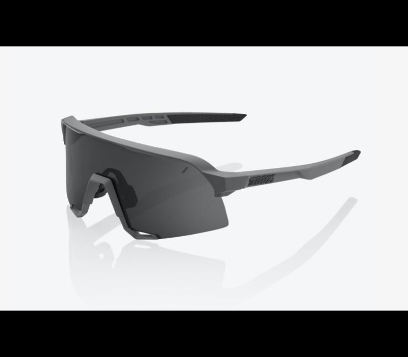 S3 - Matte Cool Grey w/ Smoke Lens