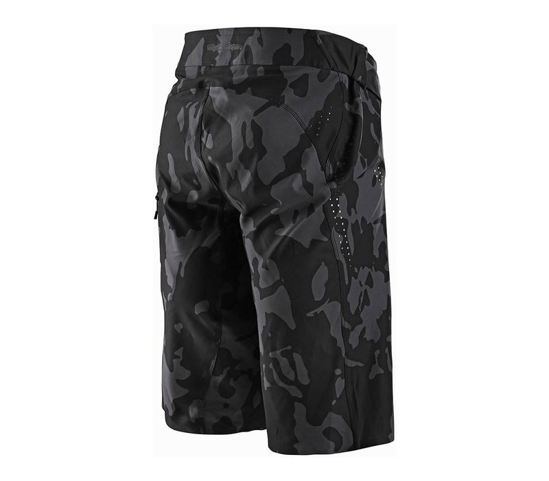 Sprint Ultra Short - Camo Black