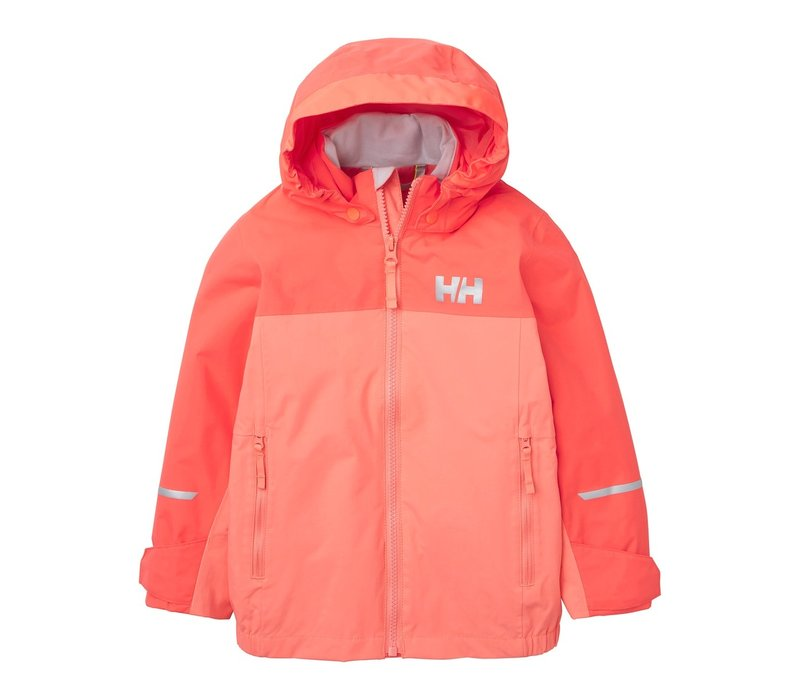 K Shelter Jacket 2.0 - Peach Echo