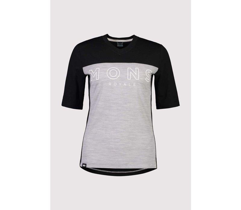 W's Redwood Enduro VT - Black/Grey Marl