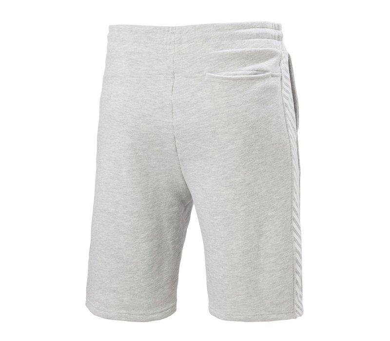 "Active Shorts 9"" - Grey Melange"