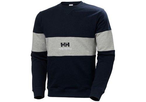 Helly Hansen YU20 Crew Neck Sweat - Navy