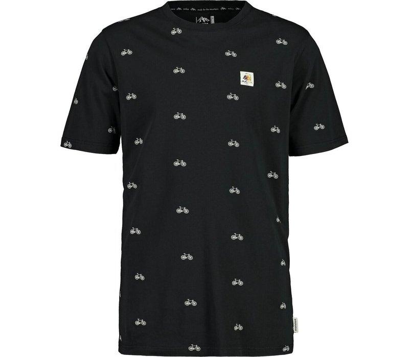 PitgalainM. T-Shirt Moonless Bike L
