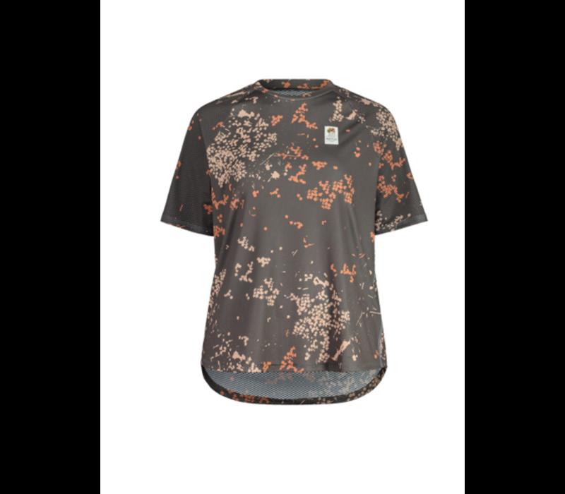 LärchenwicklerM. Short Sleeve Jersey - Stone