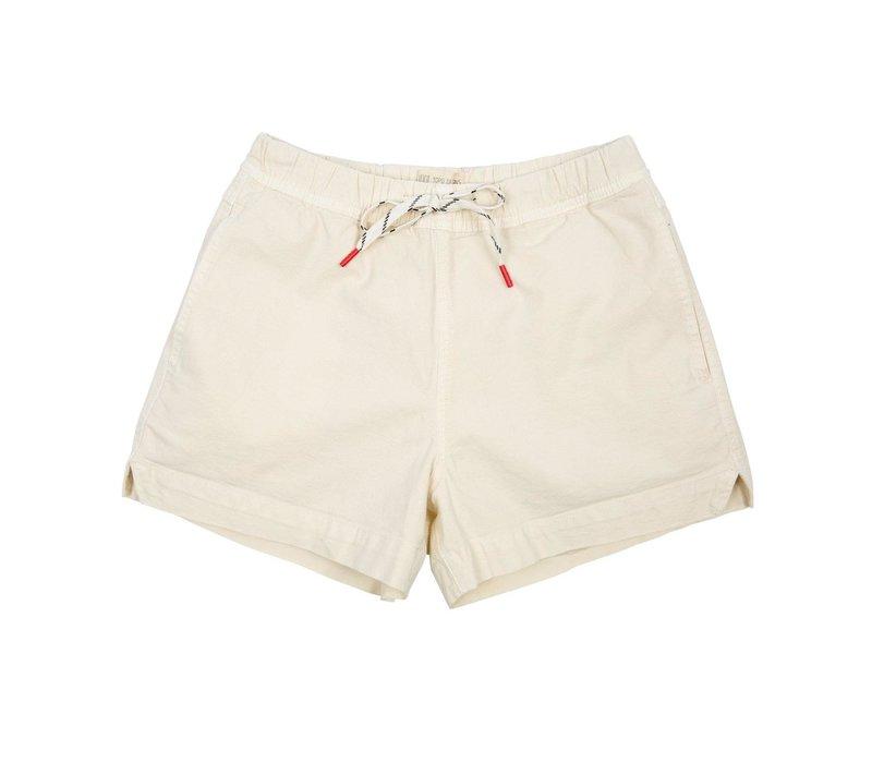 Dirt Shorts W - Natural