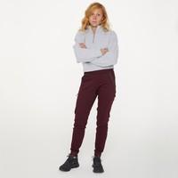 Women's Brise Joggers - Mahogany