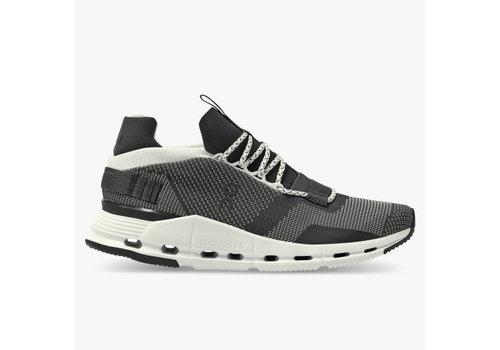 On Running Cloudnova W - Black|White