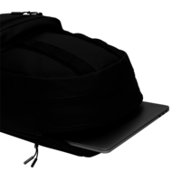 The Avenue - Black Leather