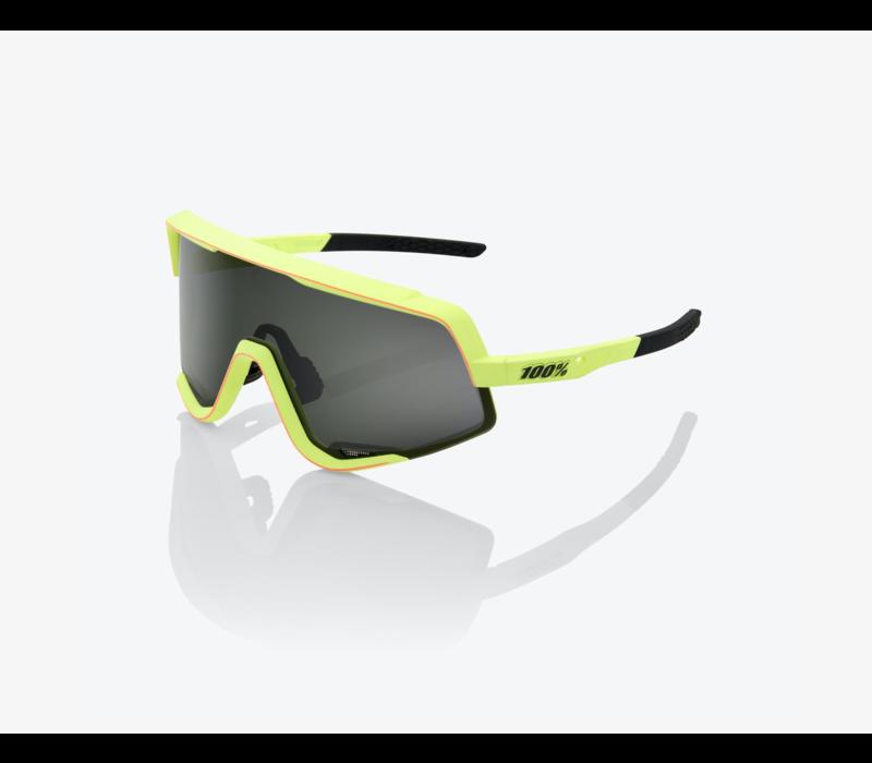 Glendale - Neon Yellow - Smoke Lens