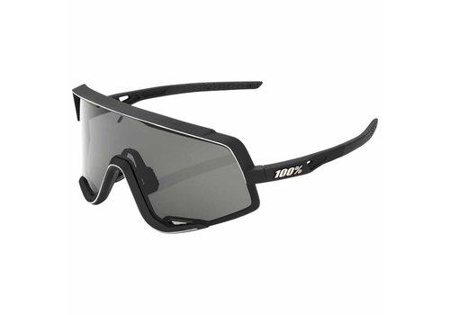 100% Glendale - Soft Black - Smoke Lens