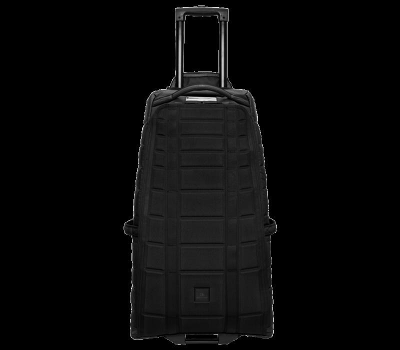 The Little Bastard 60L Roller Bag - Black