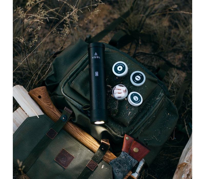 VSSL - Camp Supplies - Black