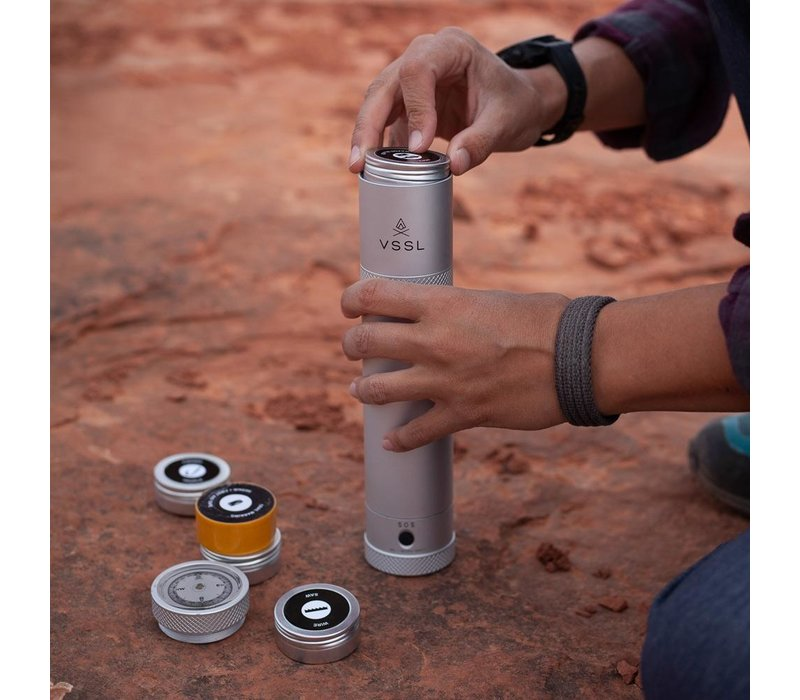VSSL - Camp Supplies - Silver