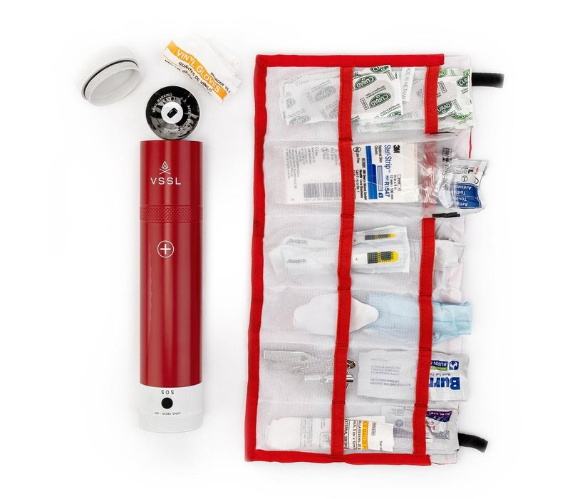 VSSL- First Aid - Red