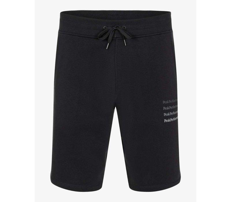 M Ground Shorts - Black