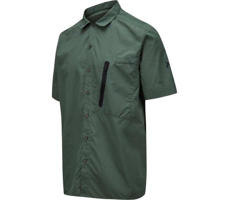 M Vislight Shirt SS - Alpine Tundra