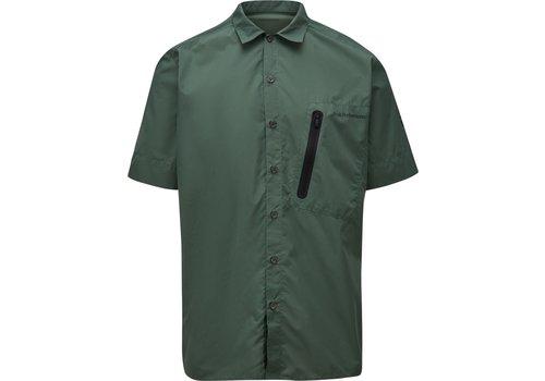 Peak Performance M Vislight Shirt SS - Alpine Tundra