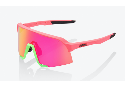 100% S3 Neon Pink - Pur Mr'r
