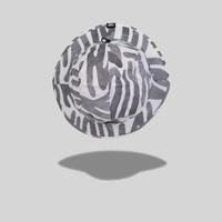 BKTHat - Badge Allover Zebra - Trooper