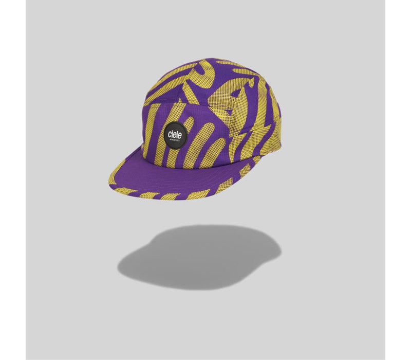GOCap - Badge Allover Zebra - Lala