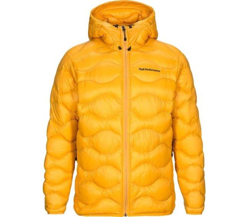 M Helium - Hood Jacket - Blaze Tundra