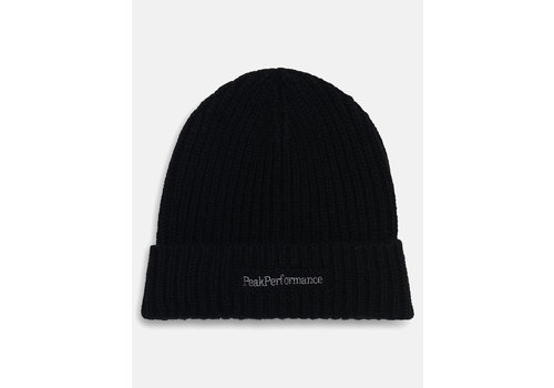 Peak Performance Mys Hat - Black