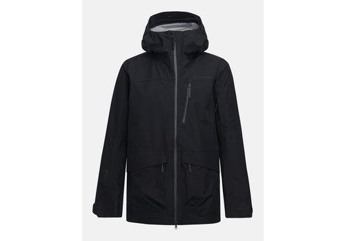 Peak Performance M Vertical 3L - Jacket - Black