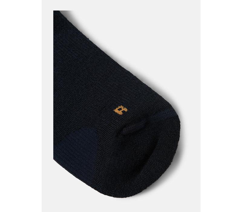 Warm Sock Blue Shadow