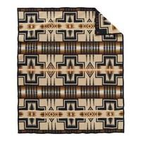 Harding Blanket -Twin - Oxford
