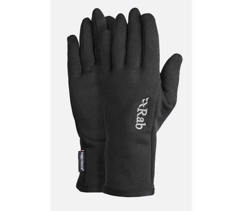 Power Stretch Pro Gloves Men's - Black