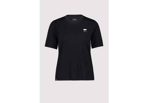 MonsRoyale Womens Icon -  Relaxed Tee RDG - Black