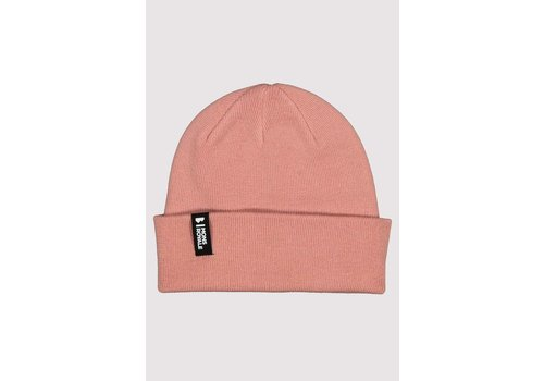 MonsRoyale Unisex McCloud - Beanie- Dusty Pink