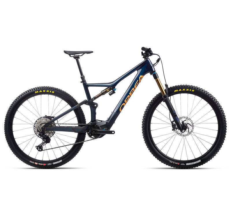 E-Bike - Orbea Rise  M20 - Large (Kashima and 4 Pistons upgrade)