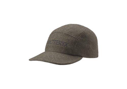 Arc'Teryx 5 Panel Wool Hat - Anecdote Heather