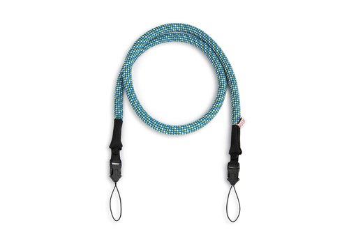 Topo Designs Camera Strap - Blue/White