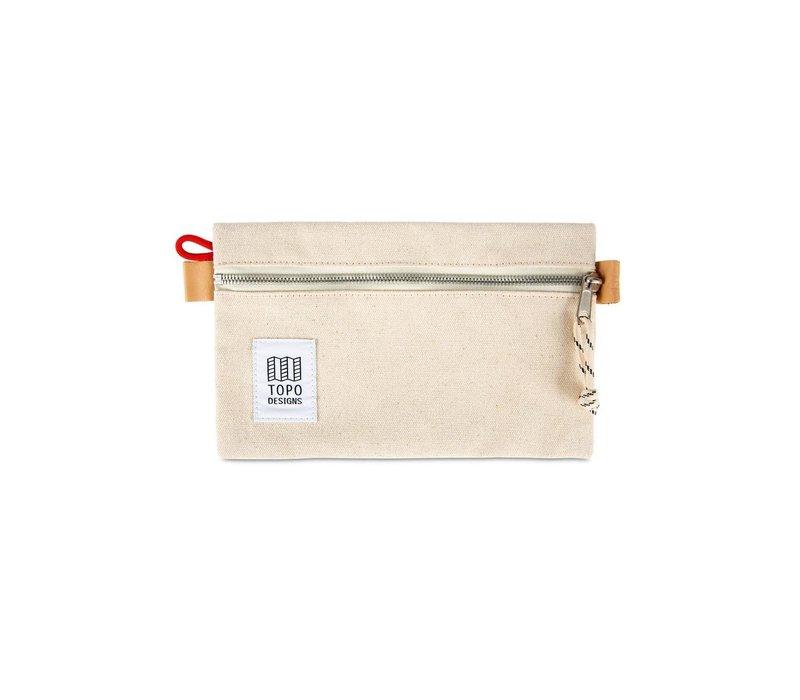 Accessory Bag Small - Natural Canvas