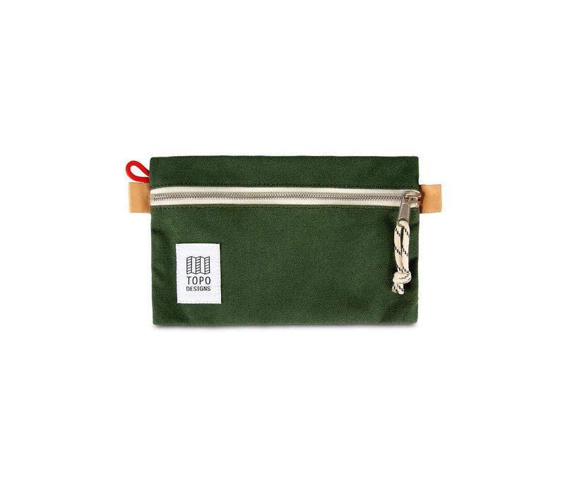 Accessory Bag Small - Forest Canvas