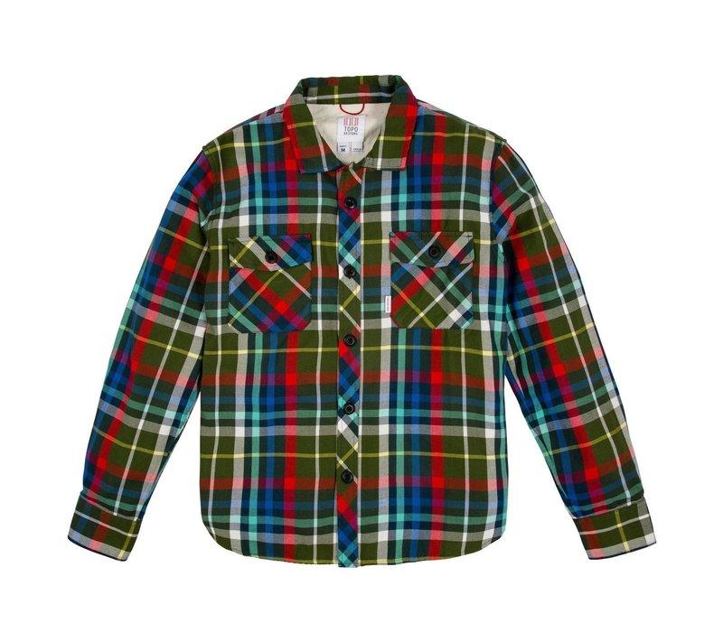 Field Shirt Plaid M's