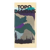 Topo Gaiter Red Mountain