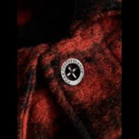 M Wool Shirt Print 050