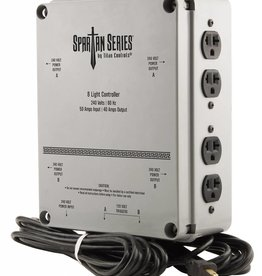 Titan Titan Controls® Spartan Series® 8 Light 240 Volt Controller