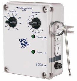 R&M Supply AIR-2 Temperature/Humidity Controller (AIR-2)