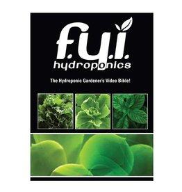 C.A.P. F.Y.I Hydroponics DVD