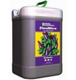 General Hydroponics FloraMicro HW, 6 GL