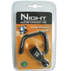 C.A.P. C.A.P. Night Light Micro Light w/Green LED Lights