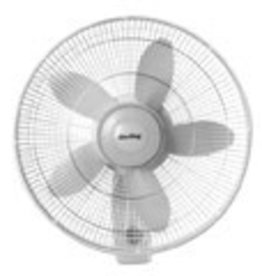R&M Supply Air King Oscillating Wall Fan, 18""