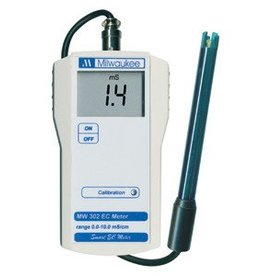 Milwaukee Instruments Milwaukee Portable Ec Meter, MIL302 / MW302