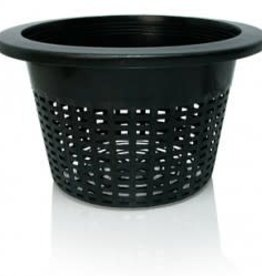 """Hydrofarm Wide Lip Bucket Basket, 10"""", Unit"""