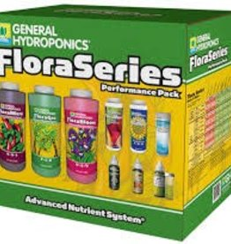 General Hydroponics FloraSeries Pack