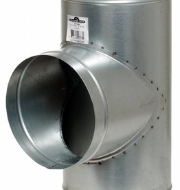 Active Air Active Air T Connector 8 x 8 x 8""